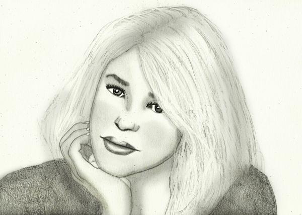 Shakira by merytamon